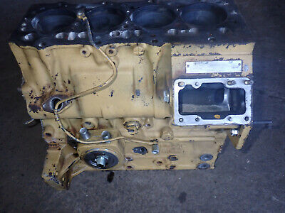Caterpillar Cat 3024c Diesel Engine Block 236-5051 C2.2 236-5049 Perkins 404-22d