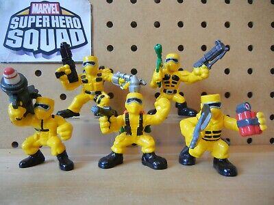 Marvel Super Hero Squad CUSTOM-MADE: AIM SOLDIER Henchmen Army Building A.I.M.](Super Hero Custom)
