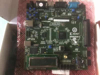 Xilinx Fpga Development Spartan-3an Starter Kit Hw-spar3an-sk-uni-g Xc3s700an