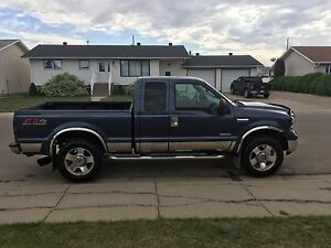 2005 Ford F-250 fx4 will trade for a  vw tdi with cash