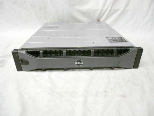 "DELL EQUALLOGIC PS6210X SAN 24x 900GB 10K SAS iSCSI STORAGE 10Gb 2.5"" 2x Type 15"