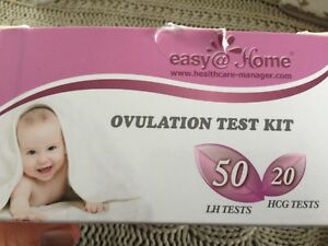 Ovulation and pregnancy testing kit