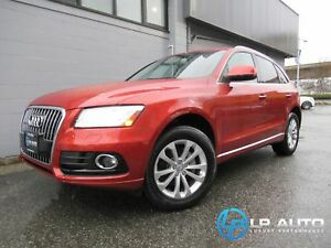 2015 Audi Q5 2.0T Progressiv! Like New! Easy Approvals!