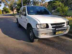 Holden Rodeo tf lx for sale Hurstville Hurstville Area Preview