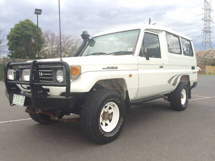 94 Toyota LandCruiser RV TROOPY. 269Km's compliance 6bucket seats Clayton Monash Area Preview
