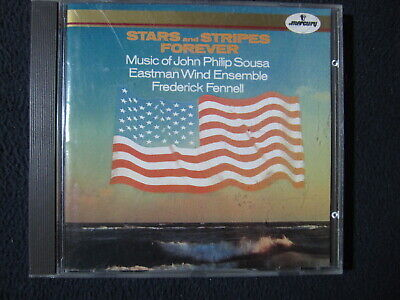 Stars And Stripes Forever   John Philip Sousa [Audio CD] for sale  Shipping to India