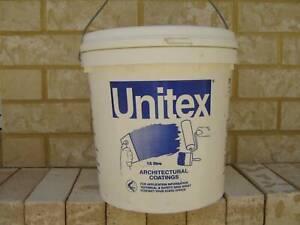 Unitex Render Paint x 15 litres