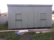 MUST BE SOLD  TRANSPORTABLE SITE SHED $750 Wandandian Shoalhaven Area Preview