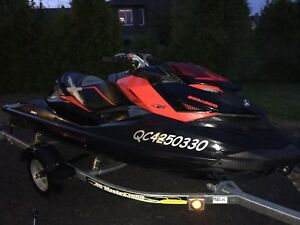 See-doo bombardier Rxp-x 260 2014