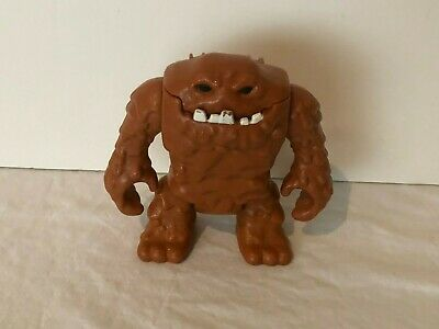 Imaginext Clayface Figure Mud Man Clay Face Fisher Price DC Super Friends Set
