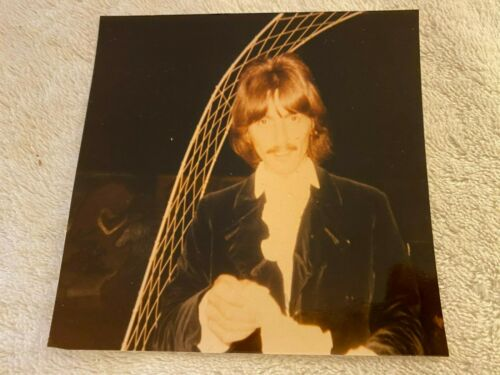 Beatle, George Harrison,  Amateur Candid Single Photo, Believed One of a Kind