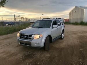 2008 Ford Escape Limited AWD