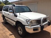 Toyota Landcruiser GXL TURBO DIESEL HDJ100R  Leanyer Darwin City Preview