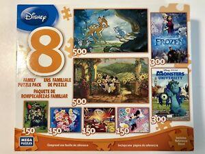 8 Disney Puzzles