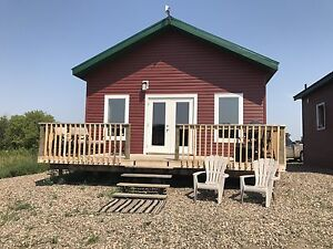 Cabins in Central Saskatchewan