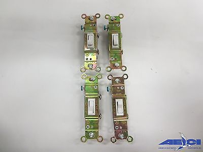 Ge 18229 Toggle Switch White Pressure Lock Wiring 4 Pack 1279 Pc Wholesale Lot