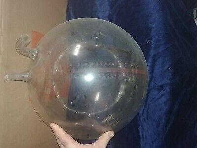 Lab Glass 61000ml Round Bottom Flask