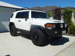 2013 Toyota FJ Cruiser - Tastefully done! Landsdale Wanneroo Area Preview