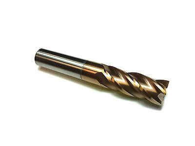 Cnc Quality Vhm Hpc Shaft Cutters 0 14in Tisin Ultrafeinstkorn Cutter