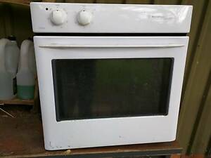 Westinghouse fan forced oven Free Anstead Brisbane North West Preview