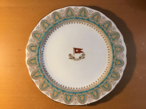 DINNER PLATE - TITANIC & OLYMPIC SERVICE