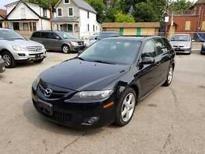 2006 Mazda Mazda6 GS only 95,190km in mint condition