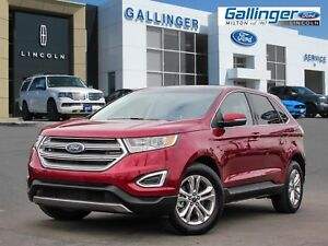 2017 Ford Edge SEL AWD w/PANORAMIC ROOF AND NAVIGATION