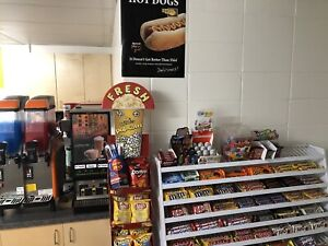 Concession Stand (Lease Included)
