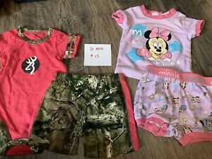 Baby Girl Clothing 3 months and two Xmas dresses