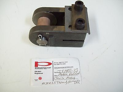 Peninsular If1400-73 Clevis Cylinder Metric Rod End - New - Free Shipping