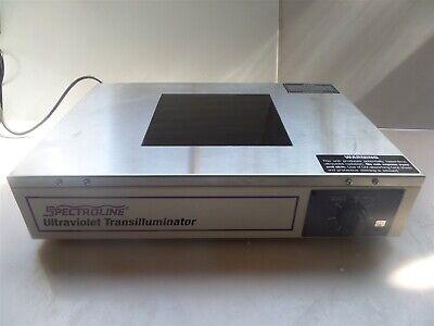 Spectroline Tc-365r Ultraviolet Transilluminator