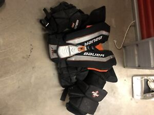 Bauer Pro Senior Small Goalie Chest Protector