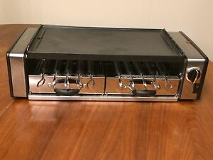 Cuisinart griddle and rotating sausage cooker