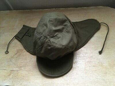 Korean War Era US Army -1 Pile Field Cap