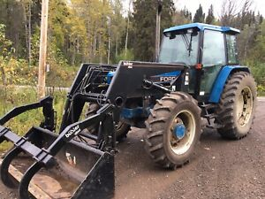 Ford/New holland 8340 tractor