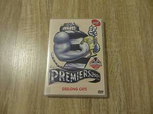 Geelong Cats - AFL Premiers 2009 - DVD - New and Sealed Ringwood Maroondah Area Preview