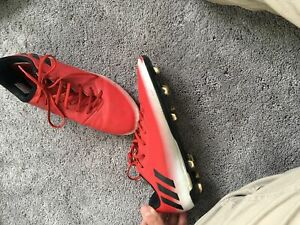 Used outdoor cleats for low