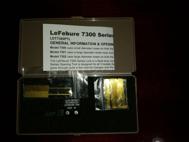 Lock Defeat Technologies Lefebure 7300