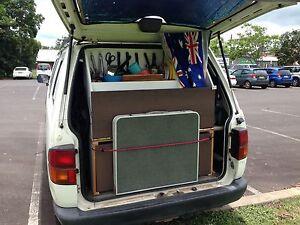 1996 Toyota Townace Van/Minivan Cairns Cairns City Preview