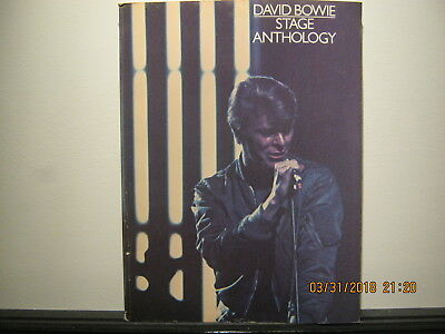 david bowie anthology piano vocal guitar personality folio s