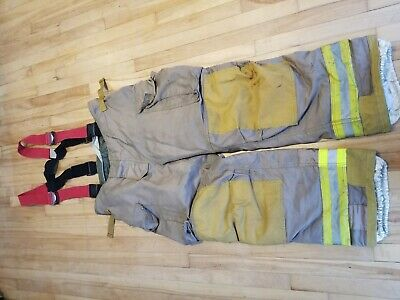 Sperian Firefighter Pants Turnout Gear Bunker Size 40 Firesale