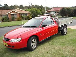 2003 Holden Commodore One Tonner Ute Port Macquarie Port Macquarie City Preview
