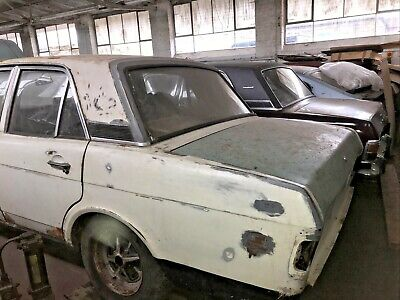 Ford Cortina MK2 GT 1600cc 4 Door 2 Owner Complete Car Project Spares Or Repair