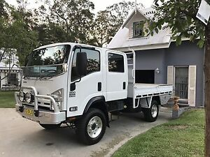 Isuzu Nps 300 2013 5speed manual Old Bar Greater Taree Area Preview
