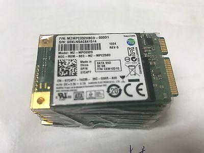 Samsung 32GB MSATA / PCI-E SDD MZMPC032HBCD-000D1 MZ-MPC032D 15z-5523 dell