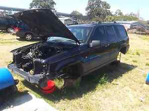 Jeep ZJ Grand Cherokee Wrecking Port Kennedy Rockingham Area Preview