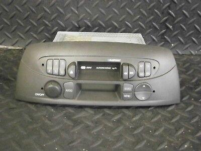 2001 FIAT PUNTO 1.2 3DR SPORT 3DR RADIO STEREO CASSETTE TAPE PLAYER 7649372316 na sprzedaż  Wysyłka do Poland