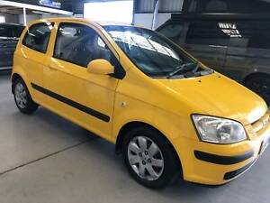 2005 Hyundai Getz Ascot Belmont Area Preview