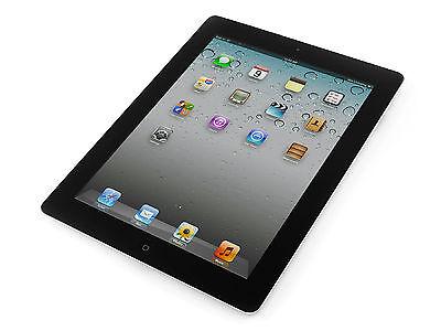"""Apple iPad 2 16GB Wifi & 3G (Verizon) 9.7"""" Tablet MC755LL/A (2nd Gen) Black"""