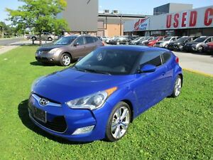 2013 Hyundai Veloster Tech~NAVI.~BACK-UP CAM.~SUNROOF